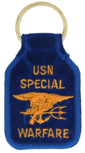 US Navy Seal Special Warfare Key Rings
